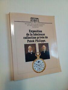 Les montres légendaires de Patek Philippe 1839-1989.