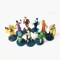 Kids Toys Clue Game 10x Suspects Pieces Tokens Movers Characters Action Figures