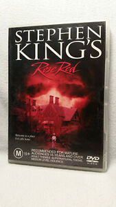 Rose Red dvd Stephen King