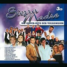 Sierra Madre-Die Super-Hits der Volksmusik Kastelruther Spatzen, Monika.. [3 CD]