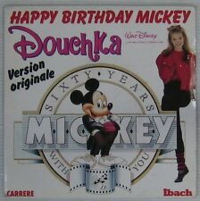 Douchka 45 Tours Mickey  Walt Disney 1988
