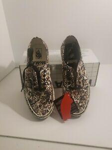 Vans (Moma) Jackson Pollock Men's  7.5 Women's 9 New with tags no box.