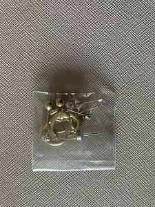 Bundle 9 Carat Gold Scrap Pairs & Odd Earrings