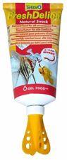 Tetra FreshDelica Bloodworm Tube Fish Tank Aquarium Food 6 X 80g