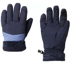 NWT, Columbia  Women's Mable Mountain Thermal Ski Gloves, Touch Screen, Size: M