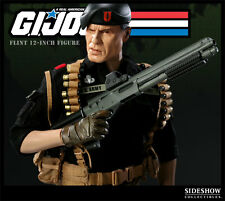 G.I. JOE~FLINT / DASHIELL FAIREBORN~WARRANT OFFICER~SIXTH SCALE FIGURE~SIDESHOW