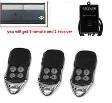 B&D Controll-A-Door 4 CAD4 27.145MHZ 062150 Upgrade receiver remote Garage Door