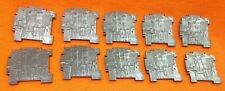 Jazwares Fortnite 10 Metal Pieces Building Materials for 3-3/4