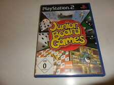 PlayStation 2  PS 2  Junior Board Games