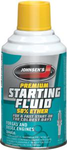 TECHNICAL CHEMICAL COMPANY 6732 JOHNSEN'S - PREMIUM STARTING FLUID