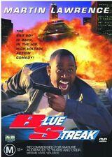 Blue Streak -  DVD LIKE NEW FREE POST AUSTRALIA WIDE REGION 4