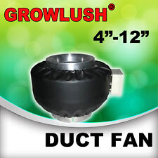 10 inch inline centrifugal Duct Fan for ventilation and indoor hydroponics