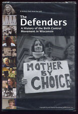 THE DEFENDERS  a history of the birth control movement in wisconsin  DVD NEW