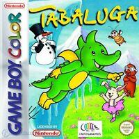 Nintendo GameBoy Color Spiel - Tabaluga DEUTSCH mit OVP