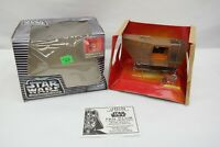 Star Wars Micro Machines Action Fleet Jawa Sandcrawler w Figures Galoob 1996 TY