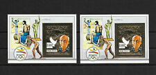 Guyana,1992,Art,Picasso,Olympic,imperf+perf,MNH
