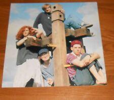Poster Children Daisy Chain Reaction Poster Flat Square 1992 Promo 12x12 Rare