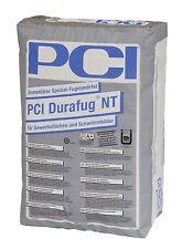 PCI Durafug NT 25 kg Fugenmörtel für Werkstatt, Schwimmbad, Großküchen, Lager