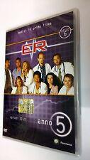 E.R. Medici  in prima linea DVD Serie TV Stagione 5 Disco 6 Episodi 3
