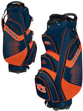 Team Effort The Bucket II Cooler NCAA Collegiate Golf Cart Bag Auburn Tigers