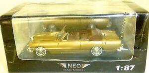 Bentley Siii Continental Mulliner Park Neo 87218 H0 1:87 Original Packaging