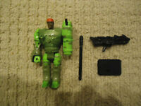 Vintage GI Joe Heavy Duty (V2) 1993 Hasbro Action Figure Star Brigade w/Gun,Stan