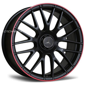 """19 INCH MERCEDES BENZ AMG ALLOY WHEELS MAGS SUITS E-CLASS C-CLASS 19"""" AMG RIMS"""