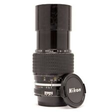 Nikon Ai-NIKKOR 200mm f/4 Lens - DIGITAL/FILM SLR/MIRRORLESS - GREAT SHARP GLASS