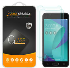 2X Supershieldz ASUS ZenFone V Live Tempered Glass Screen Protector Saver