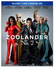 Zoolander No. 2 [New Blu-ray] With DVD, Widescreen, Subtitled, 2 Pack, Ac-3/Do
