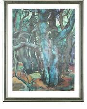 Günter Grass (1927-2015), Waldlandschaft I, 2000 - signiert, nummeriert