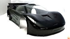1/8 Mclaren GTR RC Car Body clear Speed Run 360 mm GT-V2 Long Wheelbase 7500/2