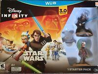 Disney Infinity: Nintendo Wii U 3.0 Edition Starter Pack - New