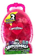 Hatchimals CollEGGtibles Collector's Case with 2 Exclusive PINK Eggs