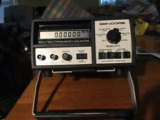 Sencore Model Fc71 Frequency Counter 10 Hz - 1 Ghz Fc 71 Tester Rf Ham Tested