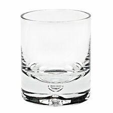 (D) Set of 4 'Galaxy' Scotch/Whisky Glasses 8 Oz, Lead Free Crystal Glass