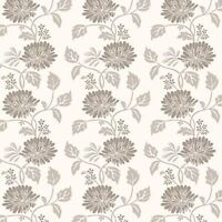 Chrysanthemum Flower Look Contact Prepasted Paper Cabinet Wallcovering Wallpaper