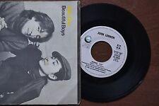 "John Lennon Yoko Ono Beautiful Boys Woman Import Spain 7"" 45 Record VG++"