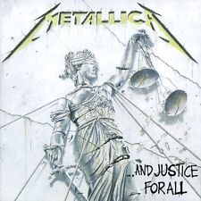 "METALLICA ""AND JUSTICE FOR ALL"" CD NEUWARE!"