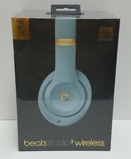 Beats Studio 3 Wireless Over-Ear Headphones Skyline Collection - Crystal Blue