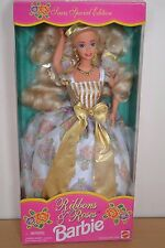 1994 Sears Exclusive Special Edition RIBBONS & ROSES Barbie