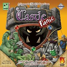 Castle Panic Board Game-Fireside Games (NEW)