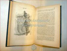 STUDI MILITARI: A. Righini, TRATTATO di TOPOGRAFIA 1860 Torino con Tavole 3a ed