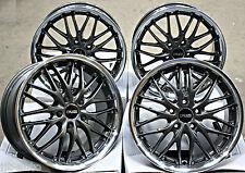 """18 """"CRUIZE 190 GMP Ruote in Lega Adatta PEUGEOT 308, 308SW 407 605 607 tutti i modelli"""