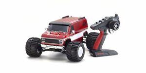 Kyosho MAD VAN VE FAZER MK2 1:10 EP 4WD ReadySet 34491T1B Brushless Monstertruck