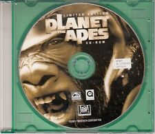 Planet Of The Apes (2001) Limited Edition Promo Disc Cd-Rom