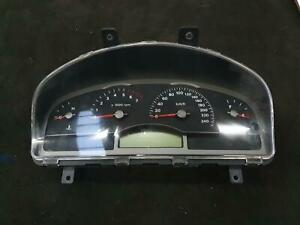HOLDEN COMMODORE INSTRUMENT CLUSTER INSTRUMENT CLUSTER, AUTO T/M, VY2, S/SV8/SV6