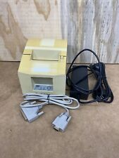 Used Star Tsp600 Thermal Receipt Printer - Tested Working
