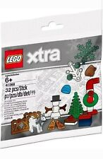 Lego 40368 Xtra Christmas Xmas Winter Accessories Polybag
