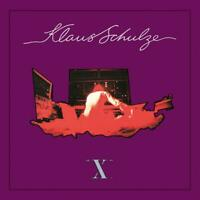 KLAUS SCHULZE - X  2 CD NEW+